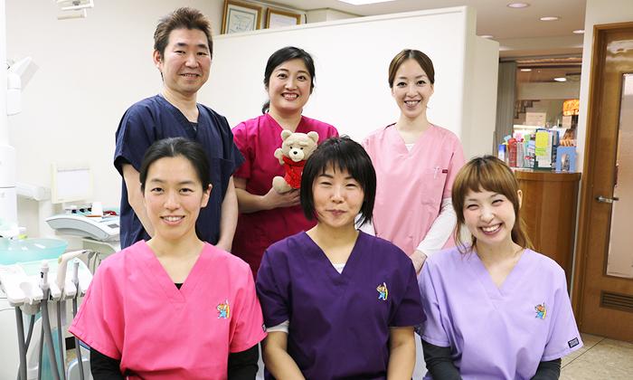 平内歯科クリニックスタッフ